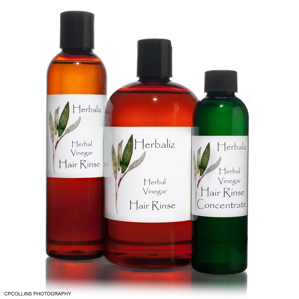 Hair Rinse For Blog